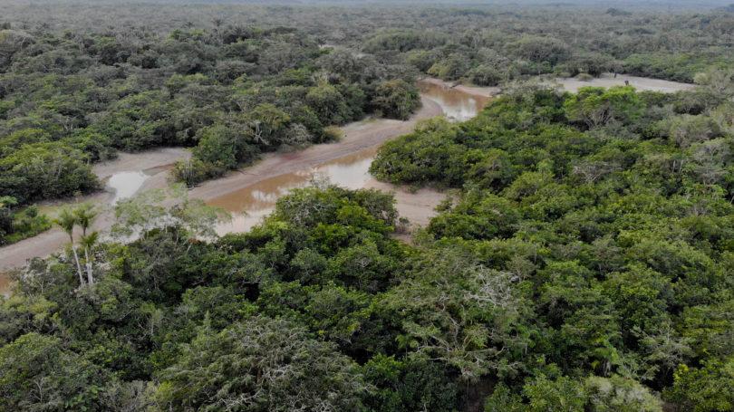 Ekvádorská amazonie